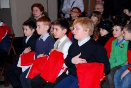 18 marca 2012 - Przyjęcie do Służby Liturgicznej
