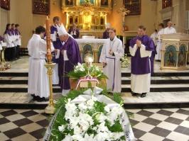 Pogrzeb ks. Zygmunta Czekańskiego-7