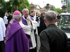Pogrzeb ks. Zygmunta Czekańskiego - 27.07.2012