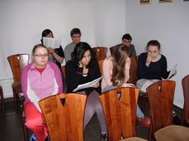 Zimowisko służby liturgicznej - luty 2012