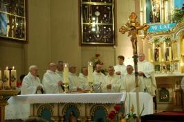 27 września 2013r. - Odpust ku czci św. Wincentego a Paulo