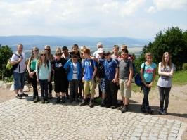 Wakacje służby liturgicznej w Karłowie