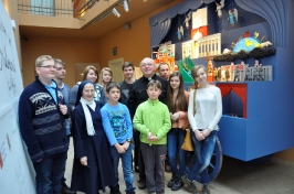 w Domu Rodzinnym Jana Pawła II