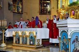 modlitwa z włożeniem rąk