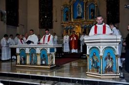 Liturgia Męki Pańskiej, śpiew Ewangelii_1