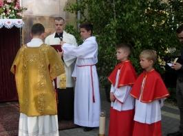 Ewangelie śpiewa ks. Mariusz