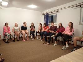 pierwsze spotkanie w Bęsi