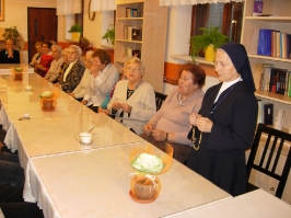 poświęcenie Klubu Parafialnego w 2013 roku