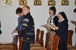 z młodzieżą w Sopocie